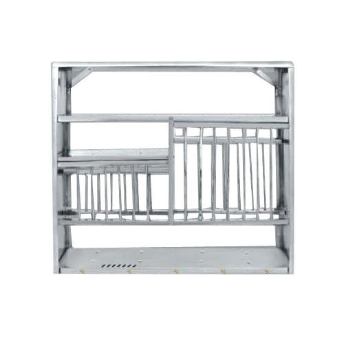 Stainless Steel Plate Shelving