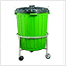 Stainless Steel Rubbish Bin Holder